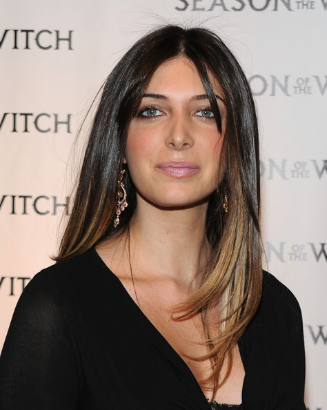 Brittny Gastineau Long Straight Cut