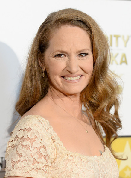 More Pics of Melissa Leo Cocktail Dress (5 of 6) - Melissa Leo Lookbook - StyleBistro [hair,hairstyle,face,blond,eyebrow,skin,long hair,beauty,shoulder,chin,arrivals,melissa leo,beverly hills,california,the beverly hilton hotel,broadcast television journalists association,third annual critics choice television awards]