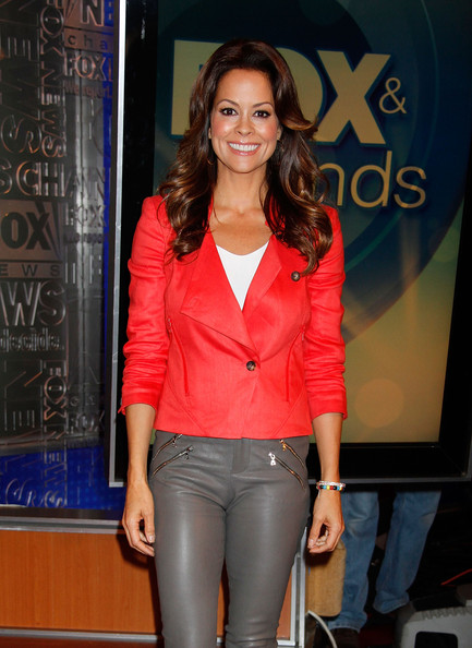 More Pics of Brooke Burke Leather Jacket (1 of 20) - Brooke Burke Lookbook - StyleBistro