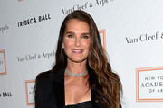 Brooke Shields Corset Top