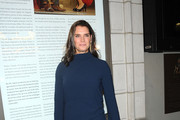 Brooke Shields Strappy Sandals
