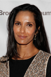Padma Lakshmi opted for a no-frills 'do when she attended the Brooklyn Artists Ball.