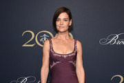 Katie Holmes Fishtail Dress