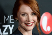 Bryce Dallas Howard Red Lipstick