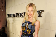Actress Kate Bosworth arrives at the Burberry Body Event hosted by Christopher Bailey and Rosie Huntington-Whiteley held at Burberry Beverly Hills on October 26, 2011 in Los Angeles, California.