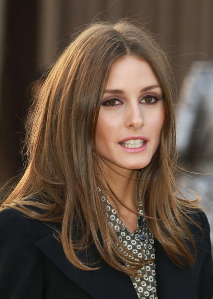 More Pics of Olivia Palermo Knee Length Skirt (4 of 5) - Knee Length Skirt Lookbook - StyleBistro