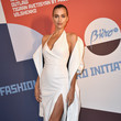 Irina Shayk at Buro 24/7 Fashion Forward Initiative
