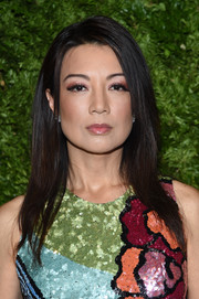 Ming-Na Wen looked stylish with her layered cut at the 2019 CFDA/Vogue Fashion Fund Awards.