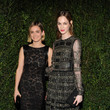 Guests at the 2013 Chanel Pre-Oscars Dinner at Madeo