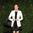 Alice Evans at the 2013 Chanel Pre-Oscars Dinner at Madeo