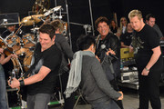Jay DeMarcus and Neal Schon Photo