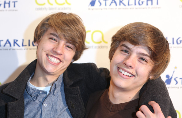 Dylan+Sprouse in CTA And Starlight Foundation Host Dylan And Cole Sprouse Masterclass - Arrivals