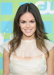 Rachel Bilson went for a causally elegant look at the CW 2012 Upfront event.