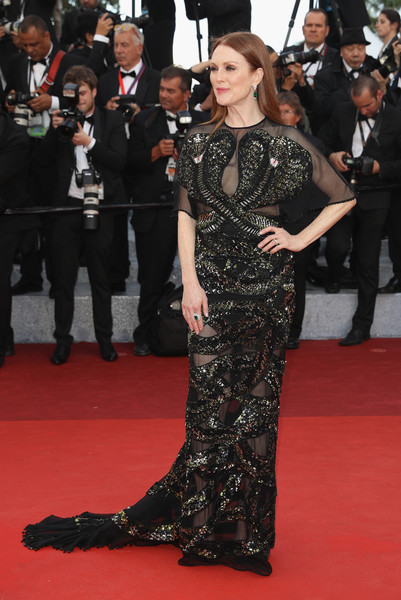 Julianne Moore In Givenchy, 2016