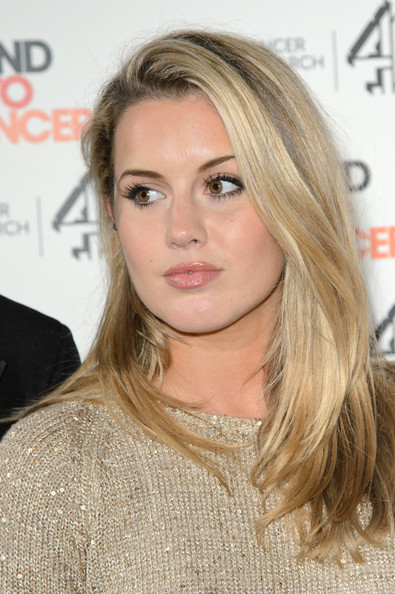 Caggie Dunlop Long Side Part