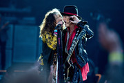 Steven Tyler and Joe Perry Photo