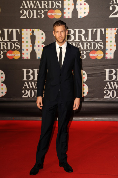 Calvin Harris Men's Suit