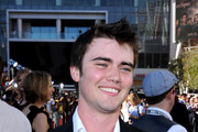 Cameron Bright Messy Cut