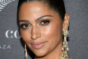 Camila Alves Diamond Chandelier Earrings