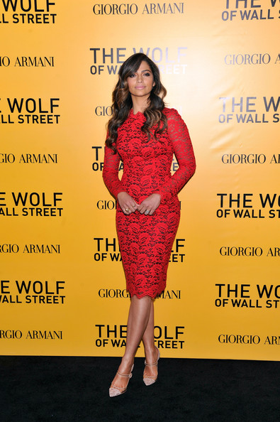 Camila Alves Cocktail Dress