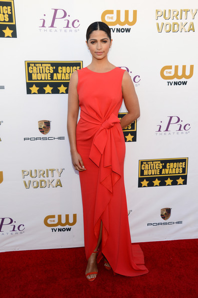 Camila Alves Strappy Sandals []
