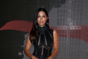 Camila Alves Little Black Dress