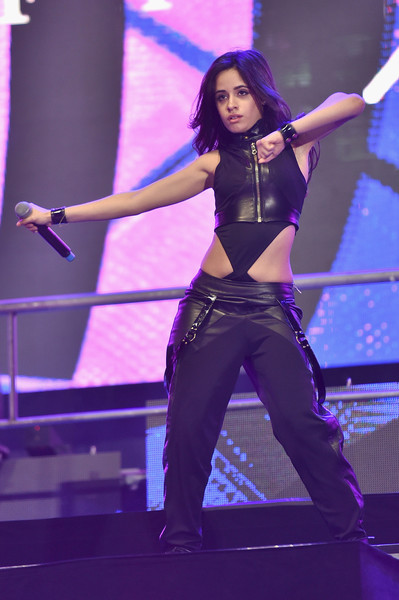 Camila Cabello Crop Top