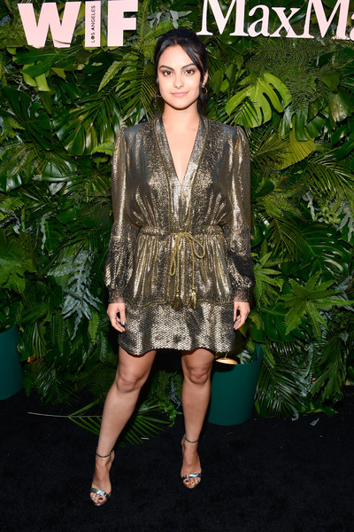 Camila Mendes Cocktail Dress