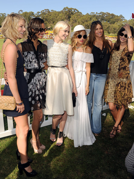 Veuve Clicquot Polo Classic Los Angeles - Inside