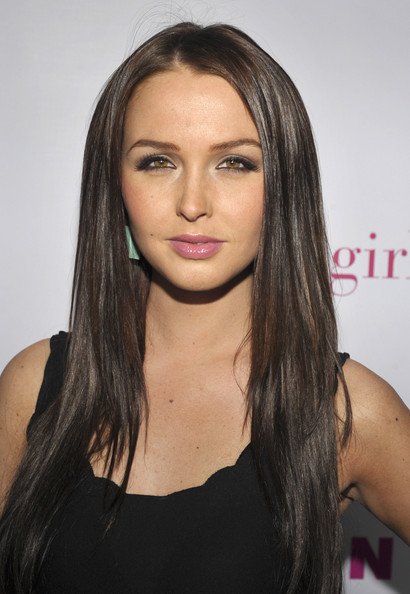 Camilla Luddington Lipgloss