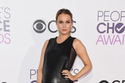 Camilla Luddington Maternity Dress