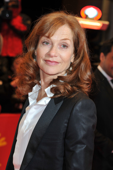 More Pics of Isabelle Huppert Tuxedo (1 of 11) - Tuxedo Lookbook - StyleBistro