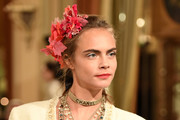 Cara Delevingne Gold Choker Necklace
