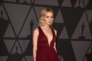 Carey Mulligan Empire Gown