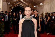 Carey Mulligan Fishtail Dress