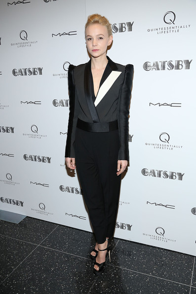 Carey Mulligan Clothes
