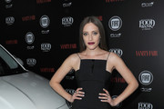 Carly Chaikin Little Black Dress