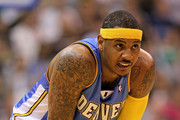 Carmelo Anthony SleeveTattoo