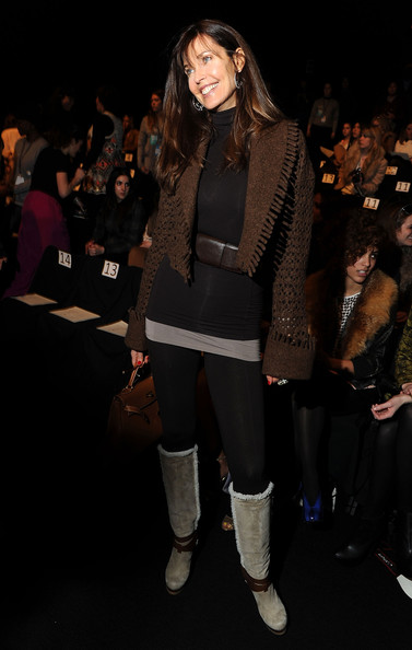 Carol Alt Knee High Boots