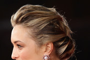 Carolina Crescentini French Braid