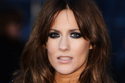 Caroline Flack Smoky Eyes