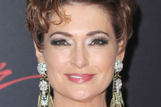 Carolyn Hennesy Dangle Decorative Earrings