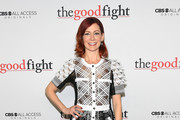 Carrie Preston Shirtdress