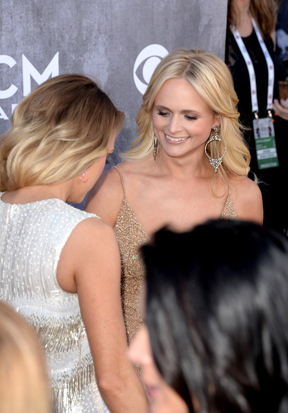 Arrivals at the Academy of Country Music Awards — Part 2