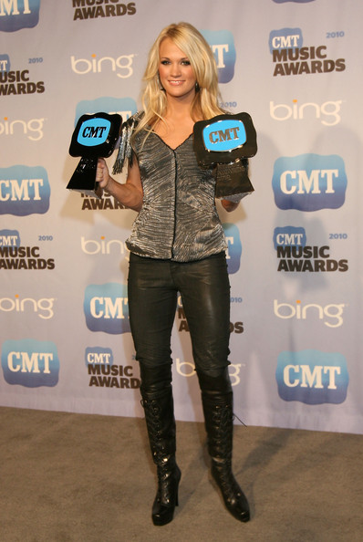 Carrie Underwood Shoes