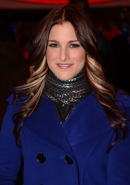 Cassadee Pope Long Curls