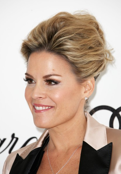 Cat Cora French Twist