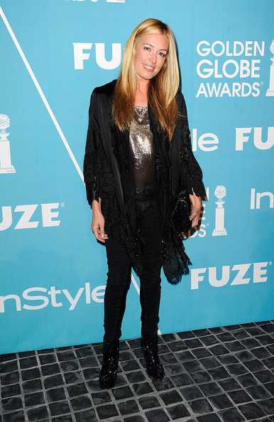Cat Deeley Ankle Boots