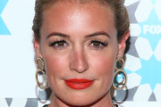 Cat Deeley Dangling Diamond Earrings