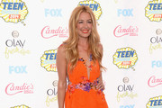 Cat Deeley Mini Dress